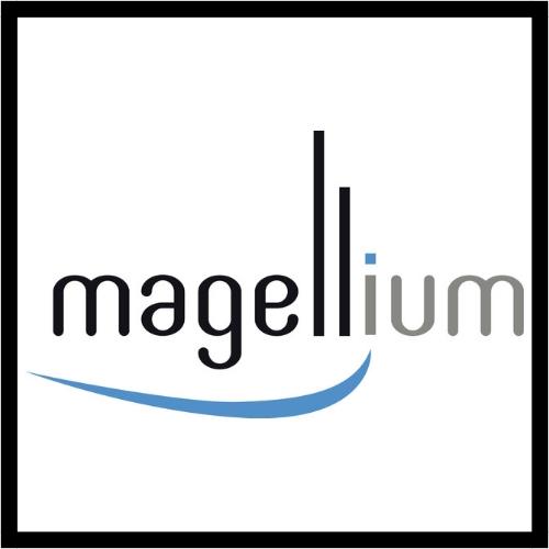 logo du partenaire principal, entreprise dans la tech